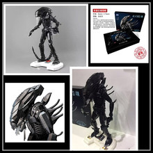 W MAGAZYNIE XINGBAO 04001 2020 Sztuk Prawdziwe Twórcze Serii Movie The Alien Robot Zestaw Klocki Klocki Zabawki Edukacyjne dla dzieci