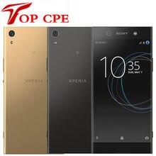 Sony xperia xa1 celular original desbloqueado, smartphone ultra único/dual gsm sim lte android, octa-core, ram 4gb rom 32gb 6.0