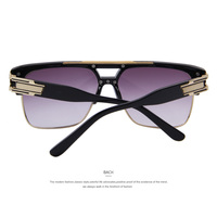 MERRY'S - Luxury Vintage Oversized Sunglasses 4