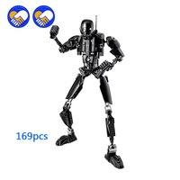K 2SO Star Wars Single Sale Rogue One A Star Wars Story Models Building Blocks Toys