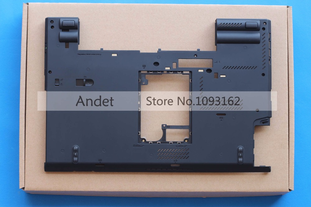 цены New Original Lenovo ThinkPad T430 T430i Base Bottom Cover Lower Case 04W6882 0B38909