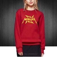 Metallica Hard Metal Rock Band Men S T Shirt T Shirt For Women Sweatshirts New Short