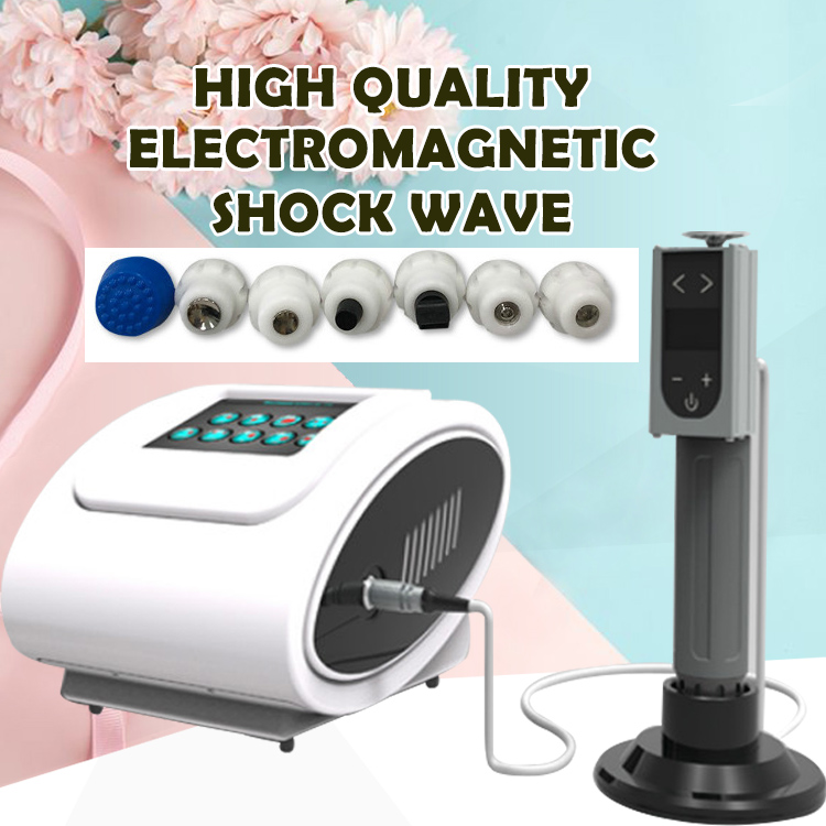 Portable Shockwave Therapy Machine / Radial Pulse Wave Therapy For ED Dysfunction Treatment/New Acoustic Radial Shock Wave
