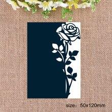 Eastshape Rose Flowers Metal Cutting Dies scrapbooking New 2019 for Card Making Album Embossing Paper Stencil Craft Die Cuts