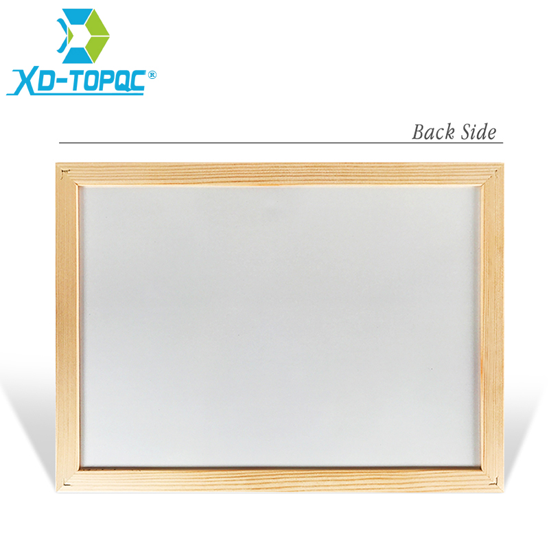 XINDI Cork Board 25*35cm Bulletin Board Message Boards Wooden Frame Pin Memo For Notes Factory Supplies Home Office Decorative 3