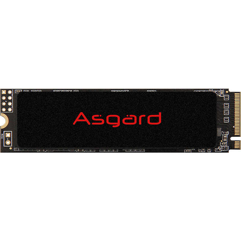 New arrival Asgard M.2 SSD PCIe 2TB SSD hard Drive ssd m.2 NVMe pcie M.2 2280 SSD Internal Hard Disk for PC notebook