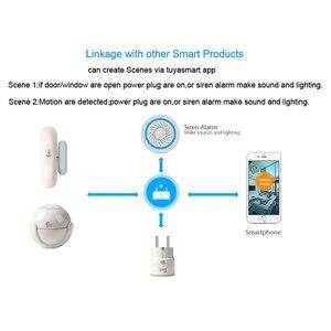 Image 5 - Coolcam 10 unids/lote WIFI enchufe inteligente EU enchufe temporizador inteligente salida inalámbrica función de control enchufe para automatización inteligente del hogar