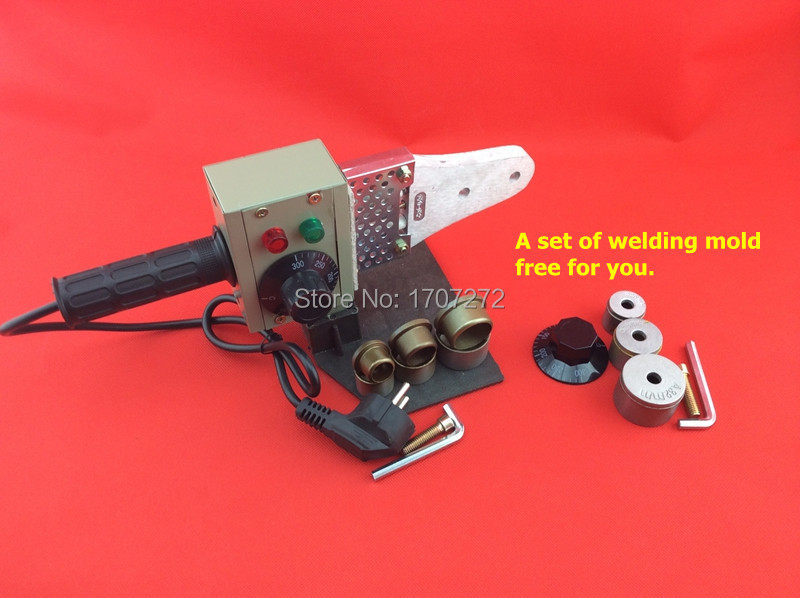 Máquina de soldadura de grado A PPR, máquina de soldadura de pvc, - Equipos de soldadura - foto 3