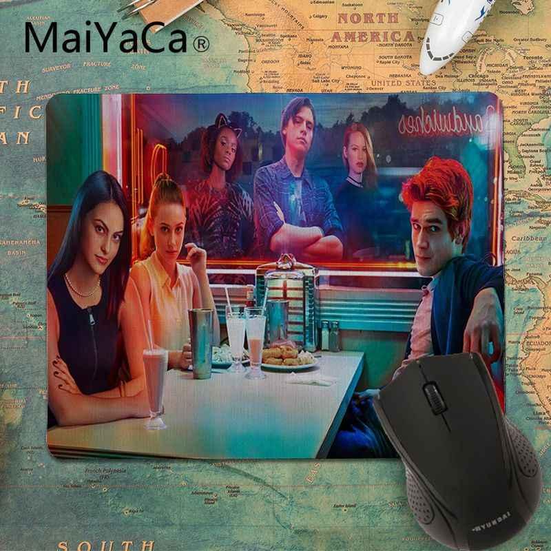 MaiYaCa Top Quality Riverdale Jughead Jones Customized MousePads Computer Laptop Anime Mouse Mat PC Computer Gaming mousepad