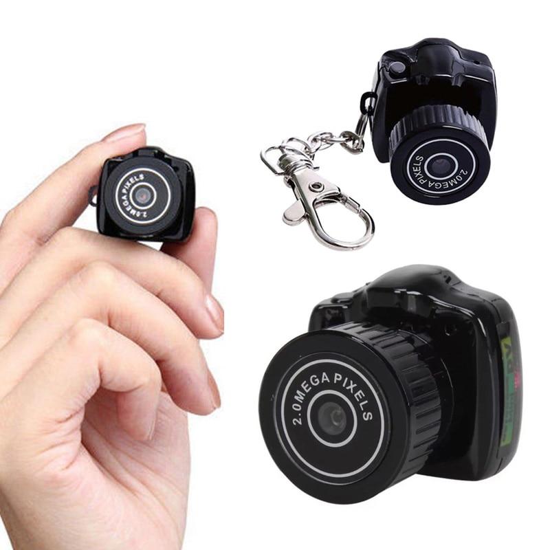 Y2000 Super Mini Camera Camcorder HD 1080P Micro DV DVR Camcorder Portable Webcam Video Voice Recorder Camera Secret Camera(China)
