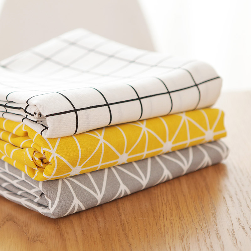 Aliexpress.com : Buy Simple Modern Linen Plaid Table Cloth