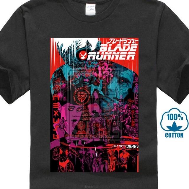 04f832d62 Aliexpress.com : Buy Blade Runner Shirt Epic Premium Graphic T Shirt ...