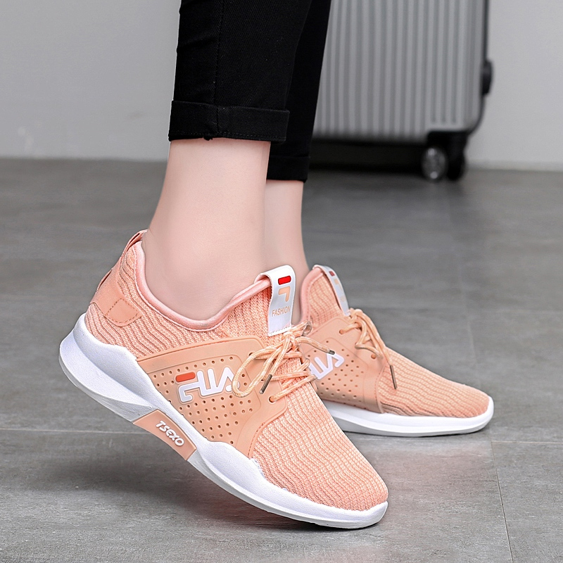 Keloch 2018 Ladies Casual Shoes Women Krasovki Summer Breathable Mesh Flats Shoes Female Sneakers Women Lightweight Loafers instantarts casual women s flats shoes emoji face puzzle pattern ladies lace up sneakers female lightweight mess fashion flats