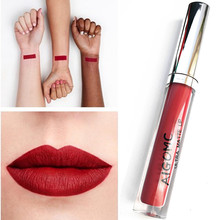 2018 AIGOMC NEW 12 Color Professional Red Velvet Matte Liquid Lipstick Cosmetic Water-proof Long-lasting Brand Lip Gloss Set
