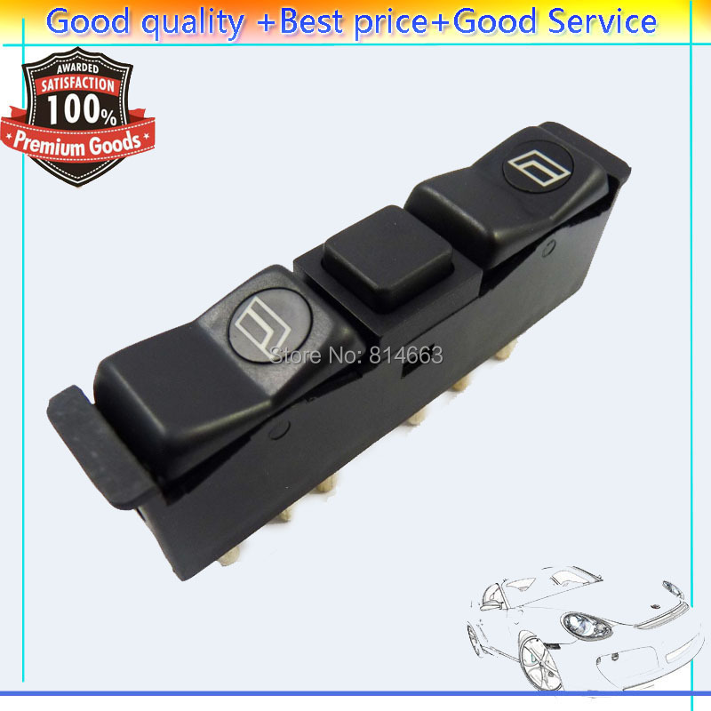 ISANCE Electric Power Window Switch Left Front Fit Mercedes Benz W123 W126 W201 BZ005 0008208110 mercedes benz w126 window wiring mercedes benz schematics and  at gsmx.co