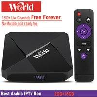 Android IPTV Box Live Каналы один раз платеж жизни Бесплатная best HD IPTV поле арабские Азии и Европы N & S америка 1400 + Каналы
