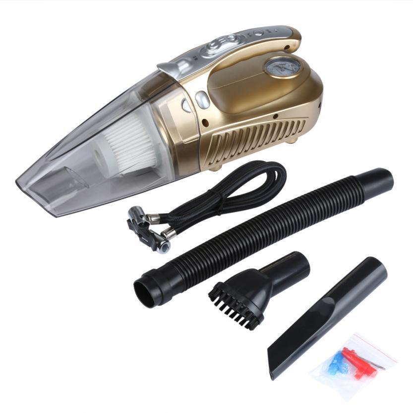 High Power DC12 Volt Auto Car Wet / Dry Vacuum Cleaner 100W Mini Portable