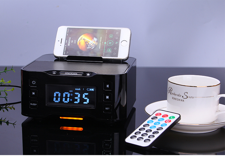 Portable Loudspeaker A9 Bluetooth Speaker Nfc Dock Station For Apple