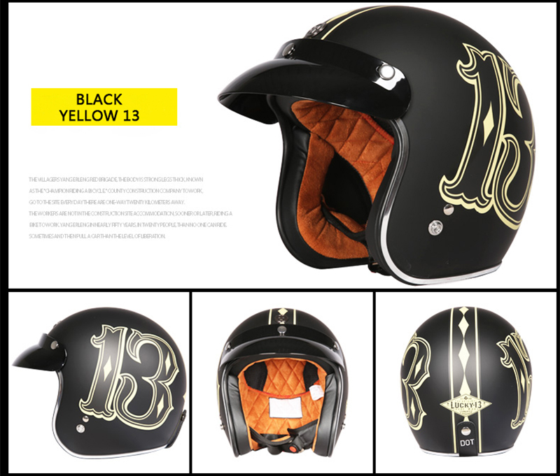 Black Yellow 13