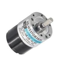 12V brushless motor 24V DC motor 37 brushless deceleration positive and negative motor
