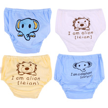 0-12M New Baby Cotton Underpants Newborn Baby Underwear Cotton Panties For Girls Kids Short Briefs Children Underpants