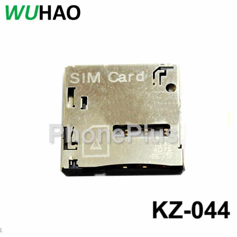 لهواوي الشرف 6 G660 زميله 1 S8-701U T1823L T1-701U علبة بطاقة sim المقبس موصل التوصيل اصلاح الجزء