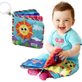 Baby Book 15*15CM Page Four Educational Baby Toys 0-12 Months Baby Quiet Book Brinquedo Para Bebe Soft Book Baby