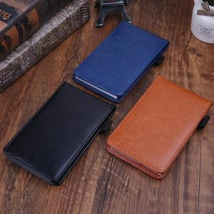 Многофункциональный карманный планировщик, маленький блокнот формата А7 для записей, фотографий, офисные и школьные принадлежности