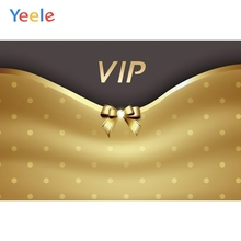 Yeele Party Vinyl Gold Background Customization Photography Backdrops Personalized Photographic Backgrounds For Photo Studio color blocks backgrounds photography backdrops for studio 5x8 ft vinyl print backdrop photo booth photographic background m 1345