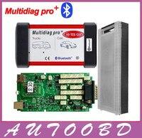 2013 Promotion 2pcs Lot MaxiDiag PRO MD801 Scan Tool Code Reader Scanner 4 In1 JP701 EU702