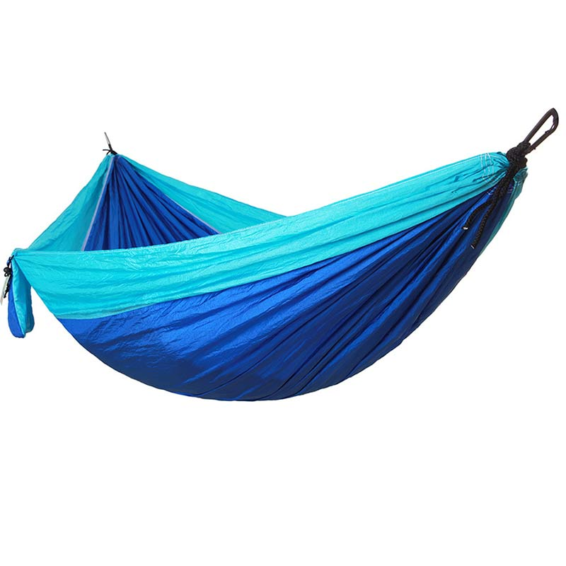 Camping & Hiking Portable Parachute Hammock Army Survival Travel Camping Nylon Hanging Hammocks 260x140cm Bb55 We Have Won Praise From Customers