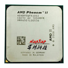 AMD Phenom II X4 B95 CPU/HDXB95WFK4DGM/9938pin/3.0GHz/6 mo L3/95W Socket AM3, montant à 945