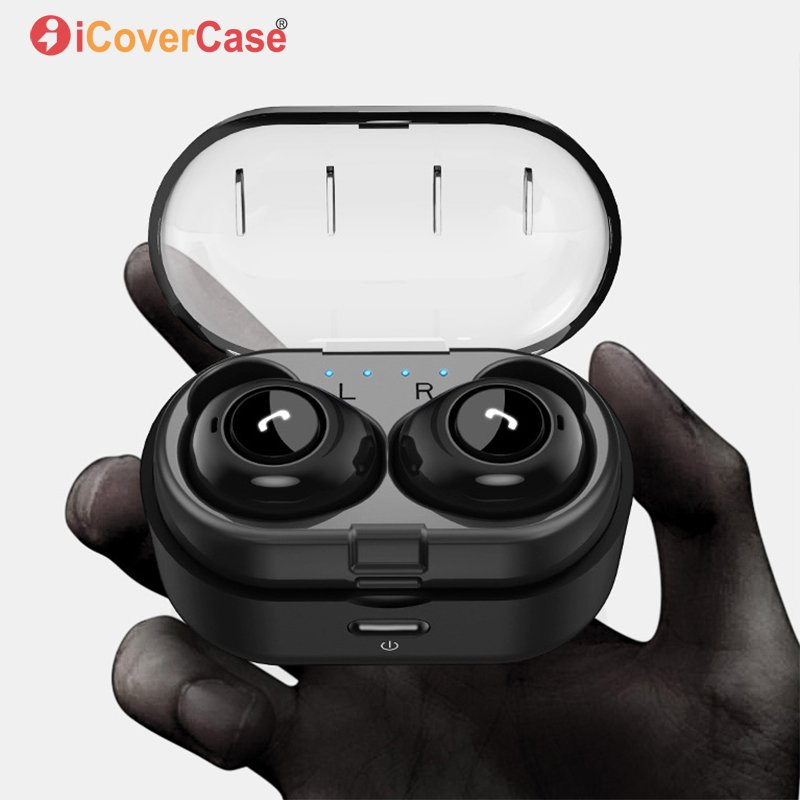 Earphones for Huawei P30 P30 Pro P20 Lite Mate 20 10 P10 Plus P9 P8 Lite 2017 P Smart TWS Bluetooth Headphones Wireless Earbuds image