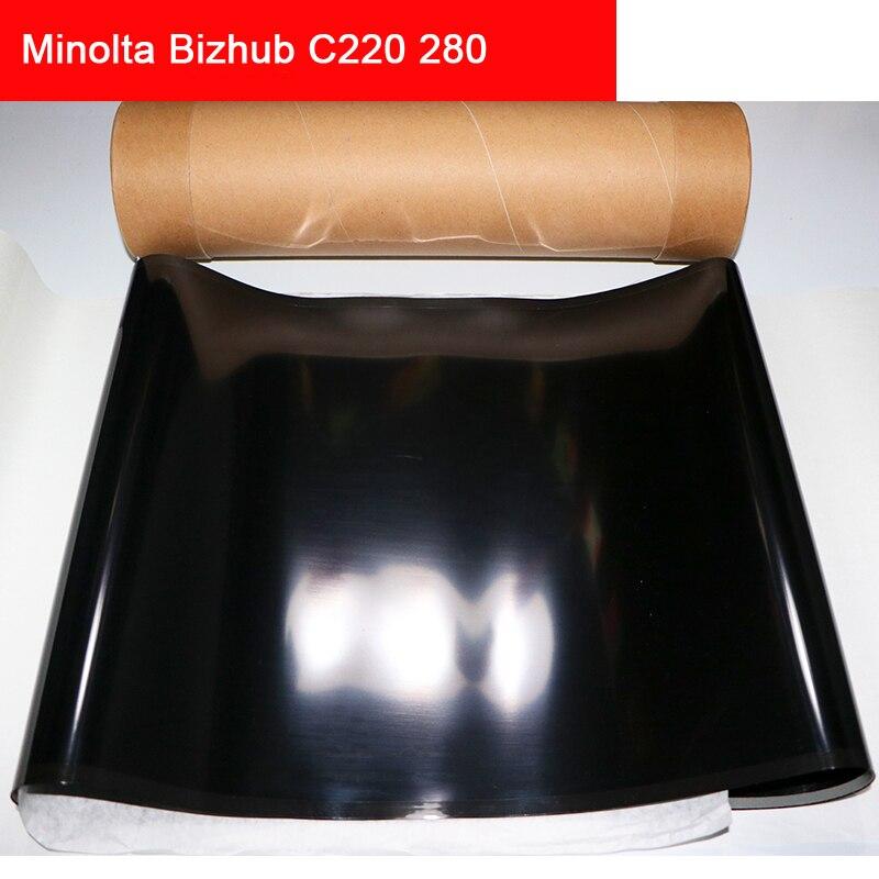 Courroie de transfert + lame de nettoyage pour Konica Minolta Bizhub C220 C280 C360 C7722 C7728Courroie de transfert + lame de nettoyage pour Konica Minolta Bizhub C220 C280 C360 C7722 C7728