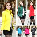 Women's Lady Girl Winter Warm Slim Down Jacket Coat Stand Collar Outerwear Overcoat Parka