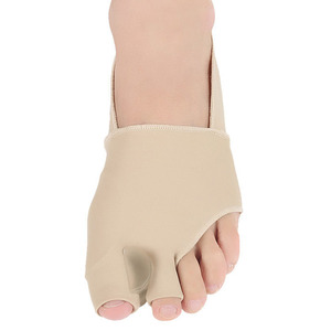 Image 3 - 1pair S/L SEBS Big Toe Bunion Splint Straightener Corrector Foot Pain Relief Hallux Valgus for both feet therapy Easy to wear