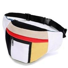 4067c16ed9bbb Denim money belt pouch for men waist purse banano de cintura womens bag  pouches women bumbag lady fanny pack 2018 belly bag