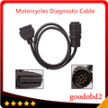 For BMW ICOM D Cable Motorcycles Cable Motobikes Diagnostic Cable 10Pin Adaptor work with BMW ICOM or BMW ICOM A2 A3