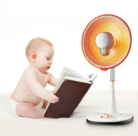 small sun heater USES the electric heating fan to shake