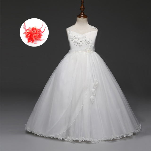 Fashion Neck Ribbon Bow Applique Peach Lavender Wedding Evening Gown ...