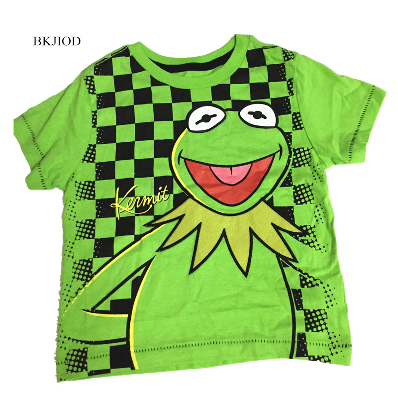 Online buy wholesale muppets clothing from china muppets for Wholesale children s t shirts