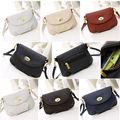 ¡ CALIENTE!! Bolso de Cuero Messenger Bag Cross body Bolsos de Hombro de Las Mujeres Pequeños Mini Bolsos Crossbody Satchel Viajes Ocasionales monederos 274x