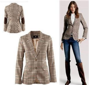 Compare Prices on Plaid Blazer Jacket- Online Shopping/Buy Low ...