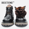 Waterproof Timber boots 2016 Brand men Genuine Leather boots winter boots Super quality Warm cotton shoes Outdoor shoes