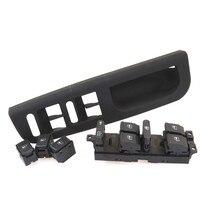 ZUCZUG Window Glass Master Switch + Button Frame Bracket Box For VW Bora Jetta MK4 Golf MK4 Passat B5 3B1 867 171 E 1J4 959 857D