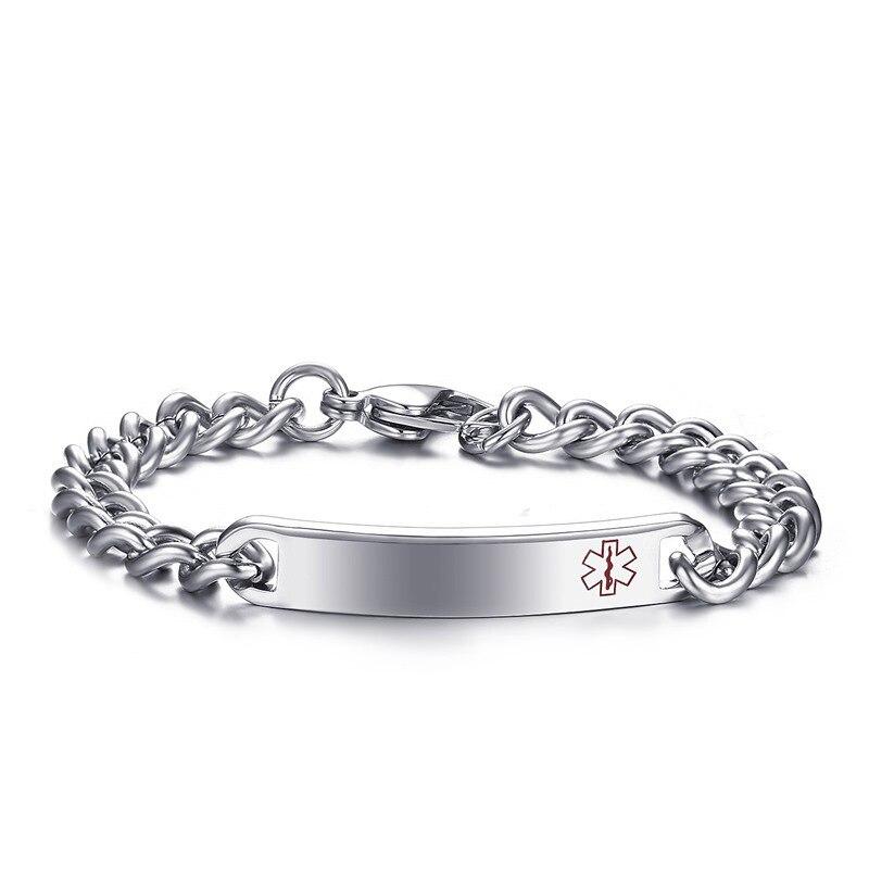 Popular Medical Alert Bracelets-Buy Cheap Medical Alert ...