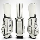 Pgm Women Golf Standard Bag Pu Waterproof Golf Bags Large Capacity Travel Golf Bags Professional Golf Cart Club Packages D0082