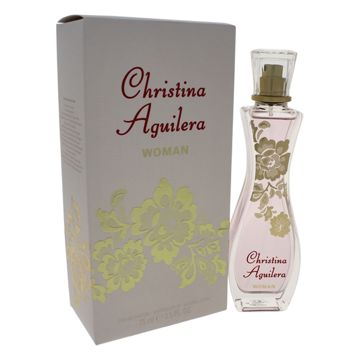 Christina Aguilera W-8874 2.5 oz Christina Aguilera EDP Spray for Women набор лаков для ногтей christina fitzgerald christina fitzgerald ch007lwftt06