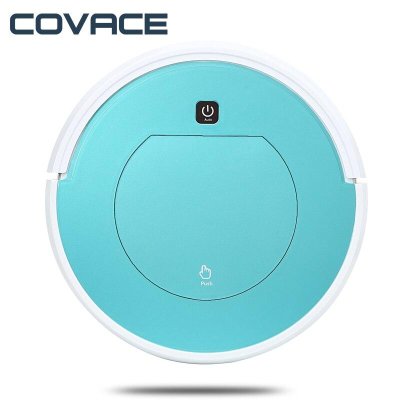 2018 COVACE Robot Aspirateur pour La Maison Filtre Poussière FR-601