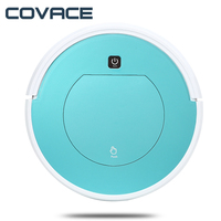 COVACE aspiradora Robot Vacuum Cleaner For Home HEPA Filter Dust FR 6 mini Robot Cleaner Appliances Portable staubsauger